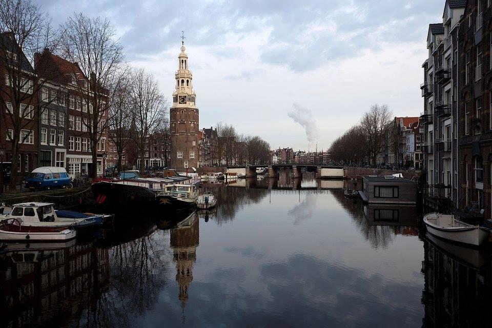 เที่ยวอัมสเตอร์ดัมด้วยตัวเอง