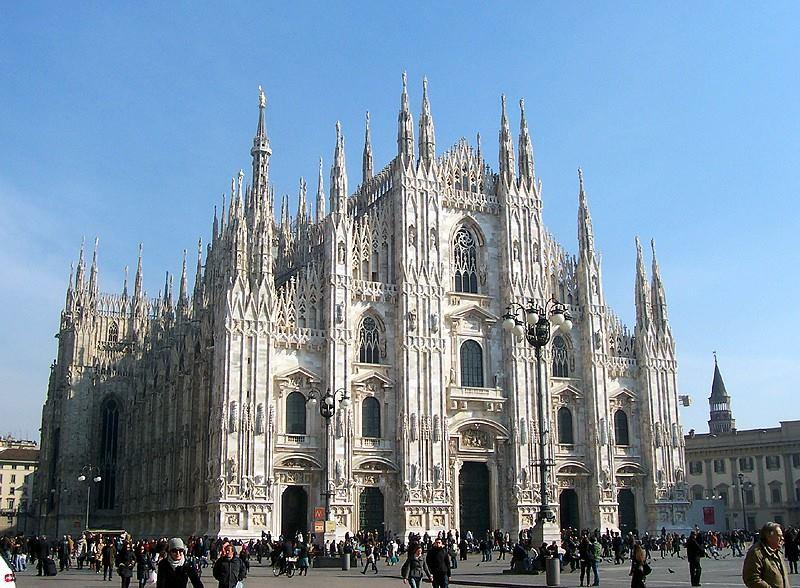 เที่ยวอิตาลี-มหาวิหารมิลาน