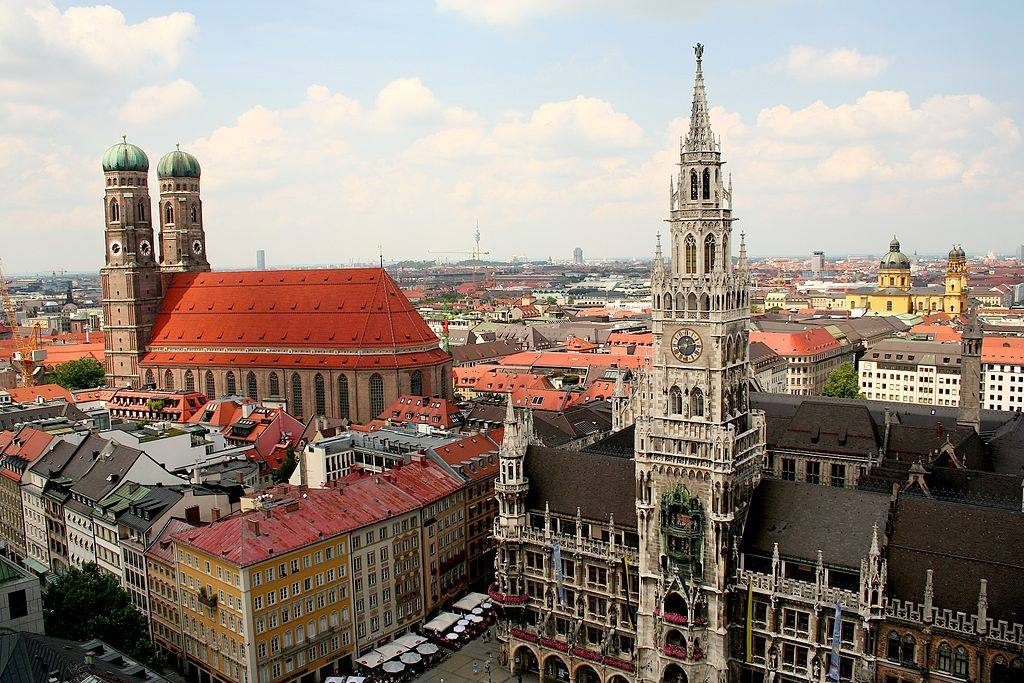 เที่ยว Munich