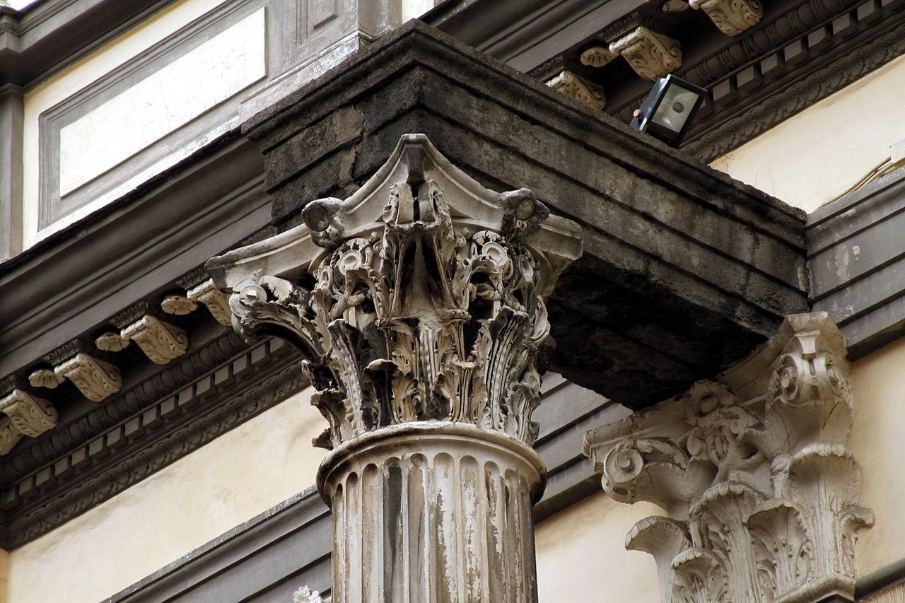 เนเปิลส์-สถาปัตยกรรม