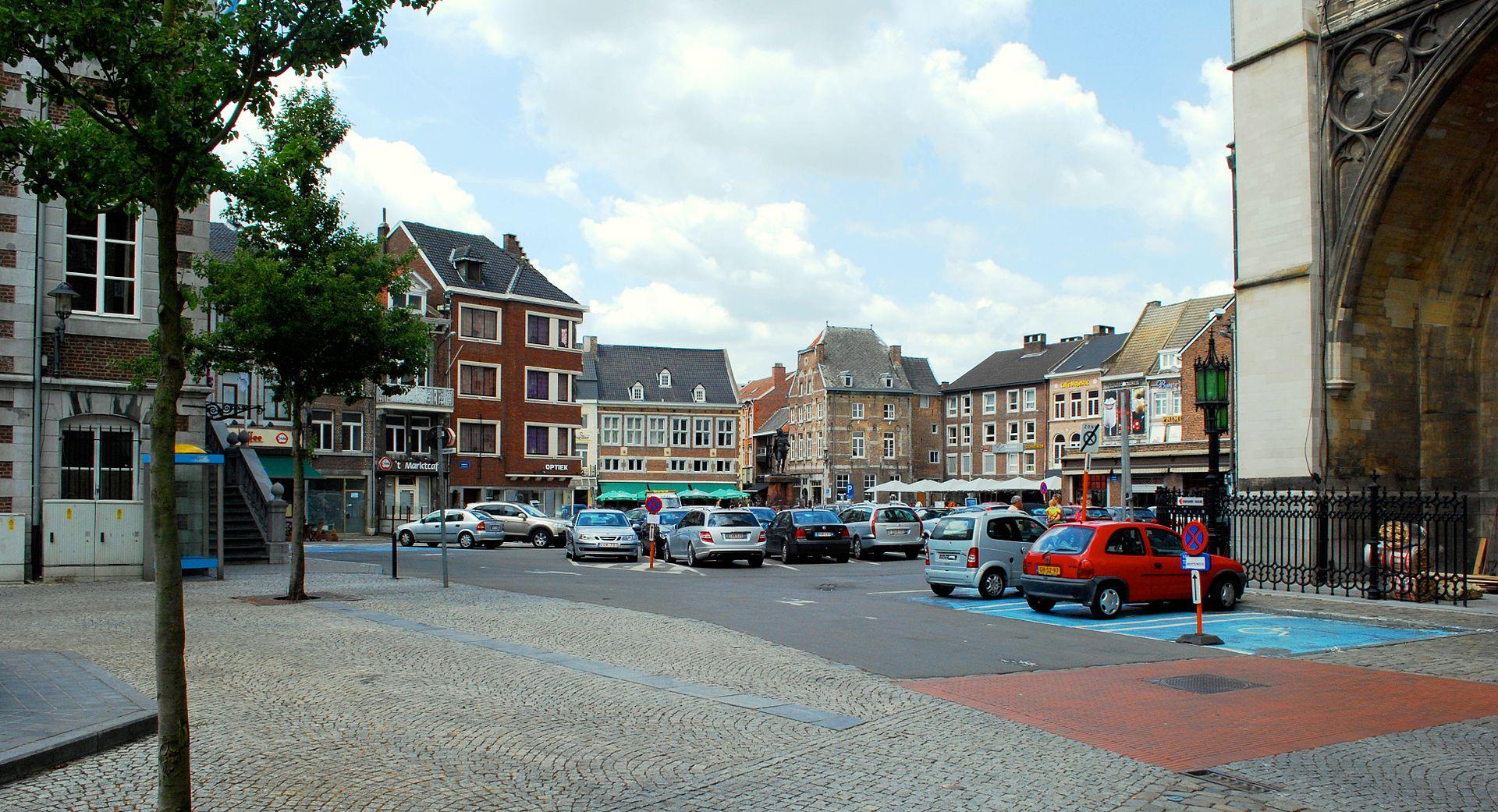 เมืองงตองเคอเรน-ตลาด