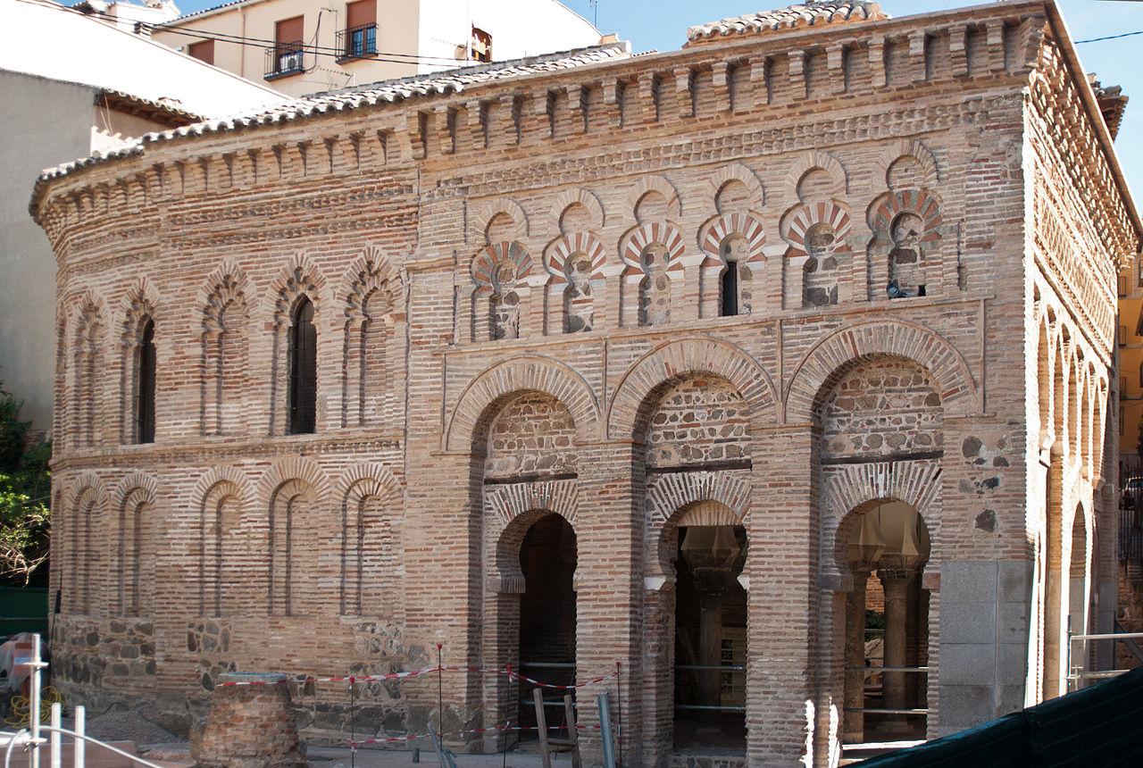 เมืองโทเลโด -สถาปัตยกรรมปสมมุสลิม