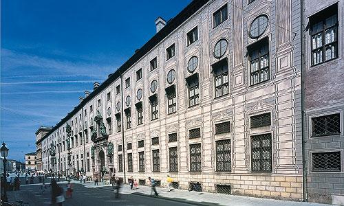 เรสซิเดนซ์-อาคาร