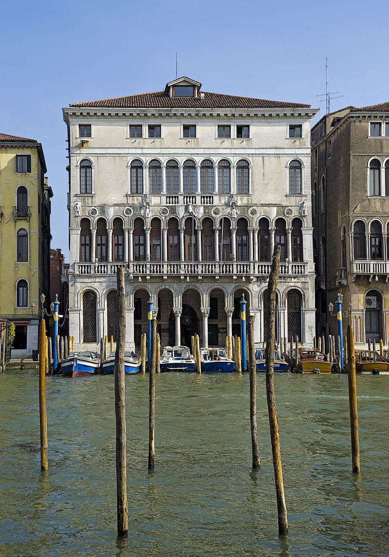 เวนิส-บรรยากาศของอาคาร