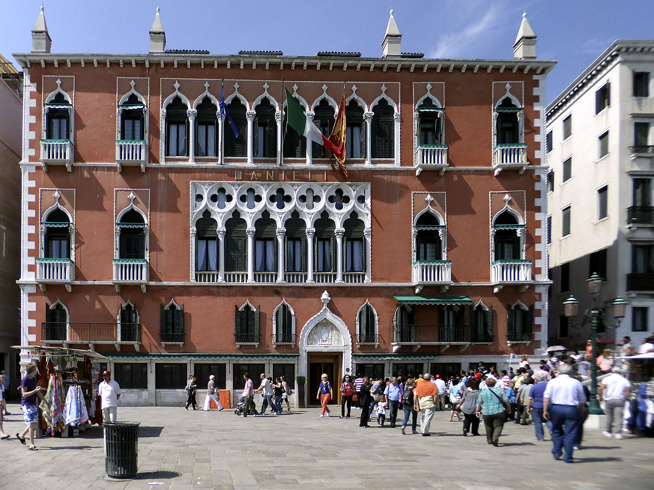 เวนิส-สถาปัตยกรรมงดงาม