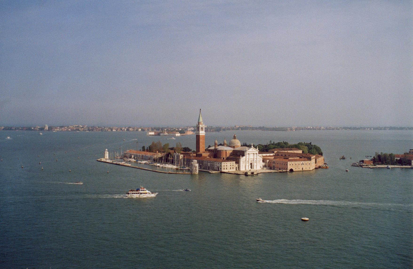 เวนิส-โบสถ์ San Giorgio Maggiore