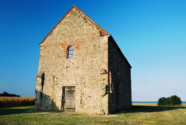 เอสเซกซ์ -โบสถ์เก่า