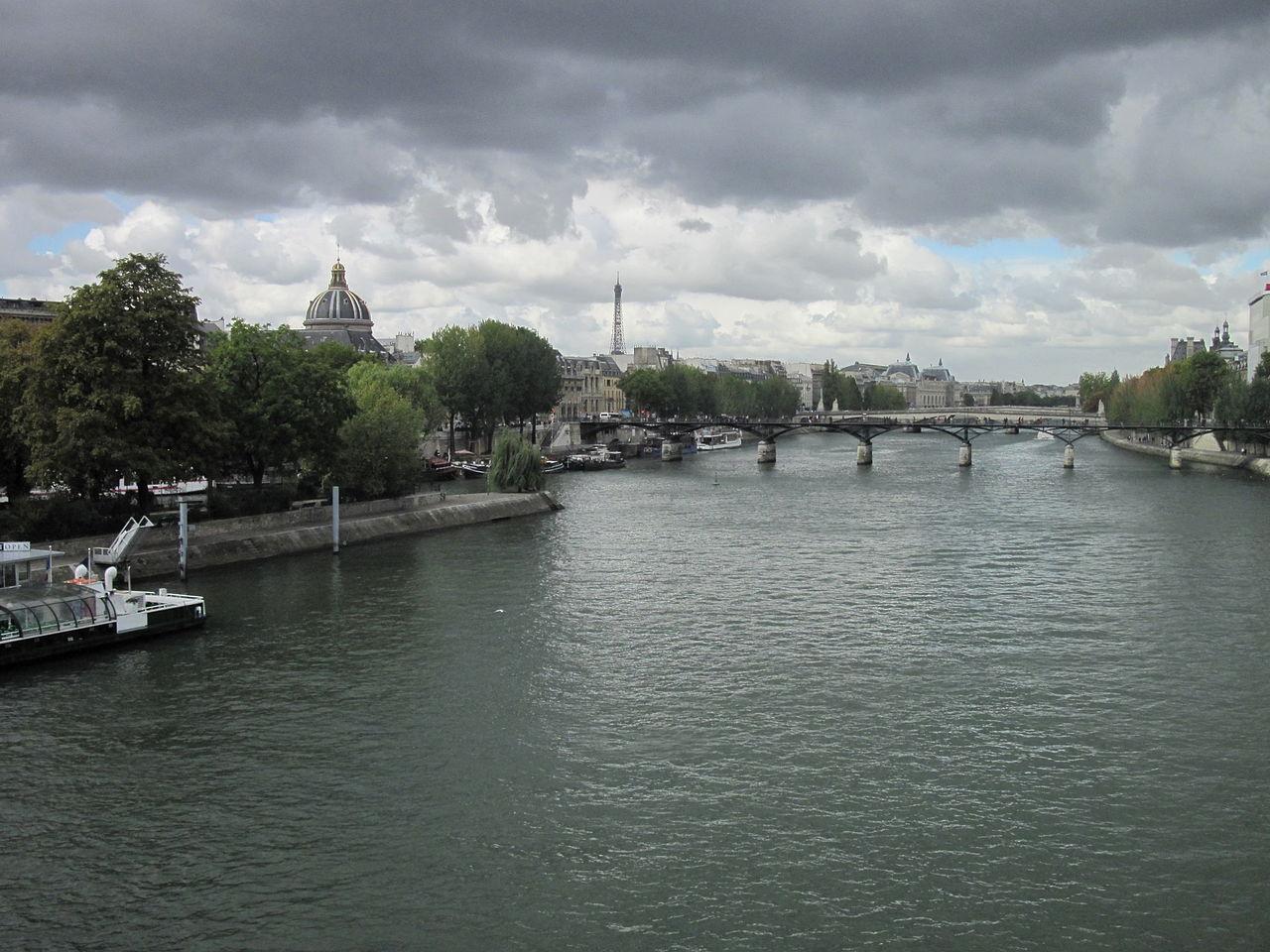 แม่น้ำแซน-สวยๆ