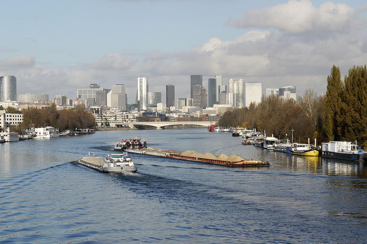 แม่น้ำแซน-เรือ