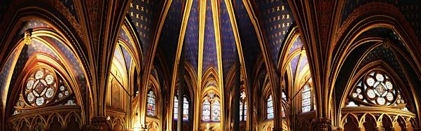 โบสถ์แซงต์ ชาแปลล์-สวย