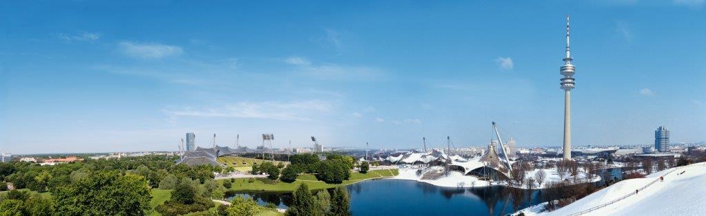 โอลิมปิกพาร์ค มิวนิค-งดงามเป็นอย่างยิ่ง