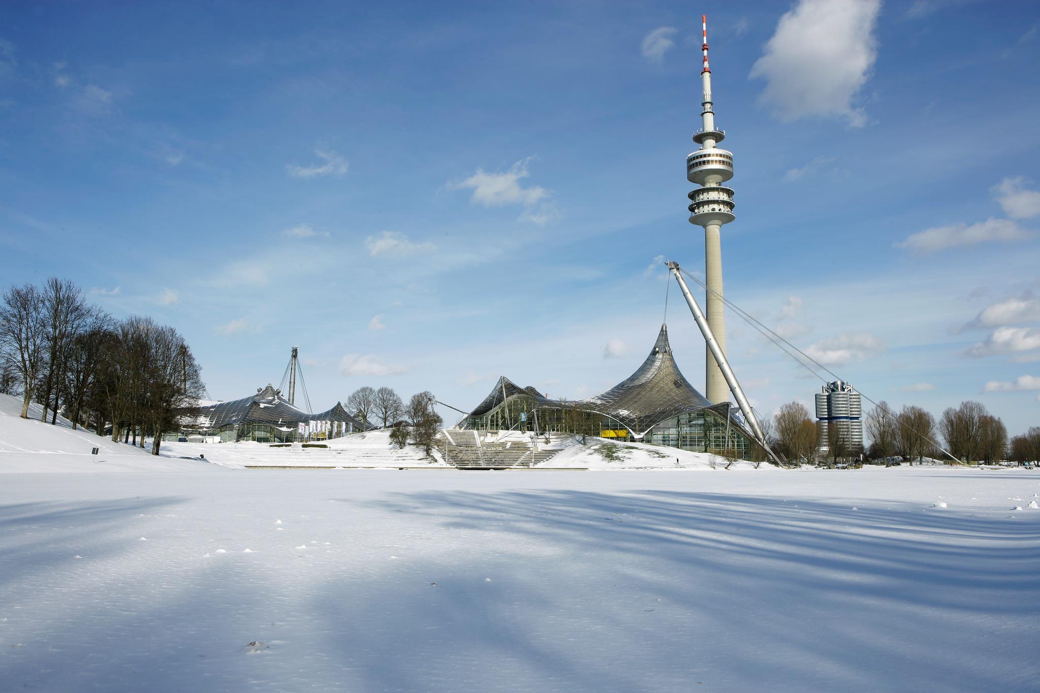 โอลิมปิกพาร์ค มิวนิค-ฤดูหนาว