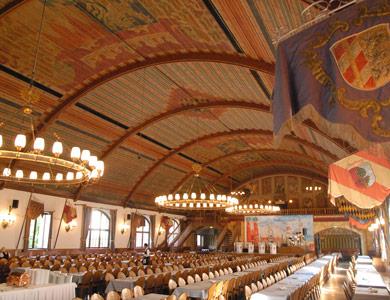 โฮฟบรอยเฮาส์-ห้องใหญ่