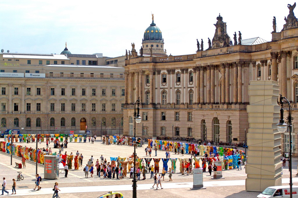 Bebelplatz-การจัดงาน