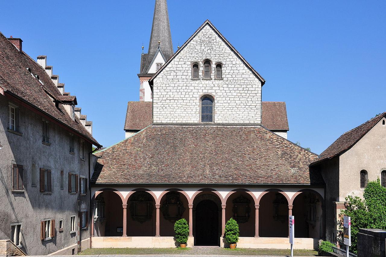 ชาฟฟ์เฮาเซิน-โบสถ์