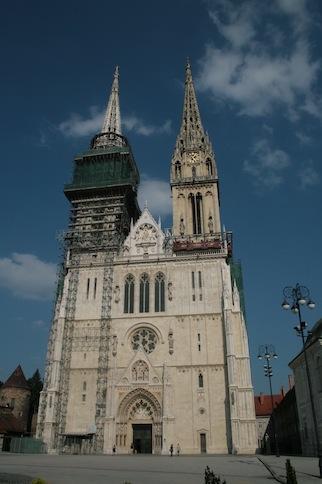 ซาเกร็บ-โบสถ์สวยๆ
