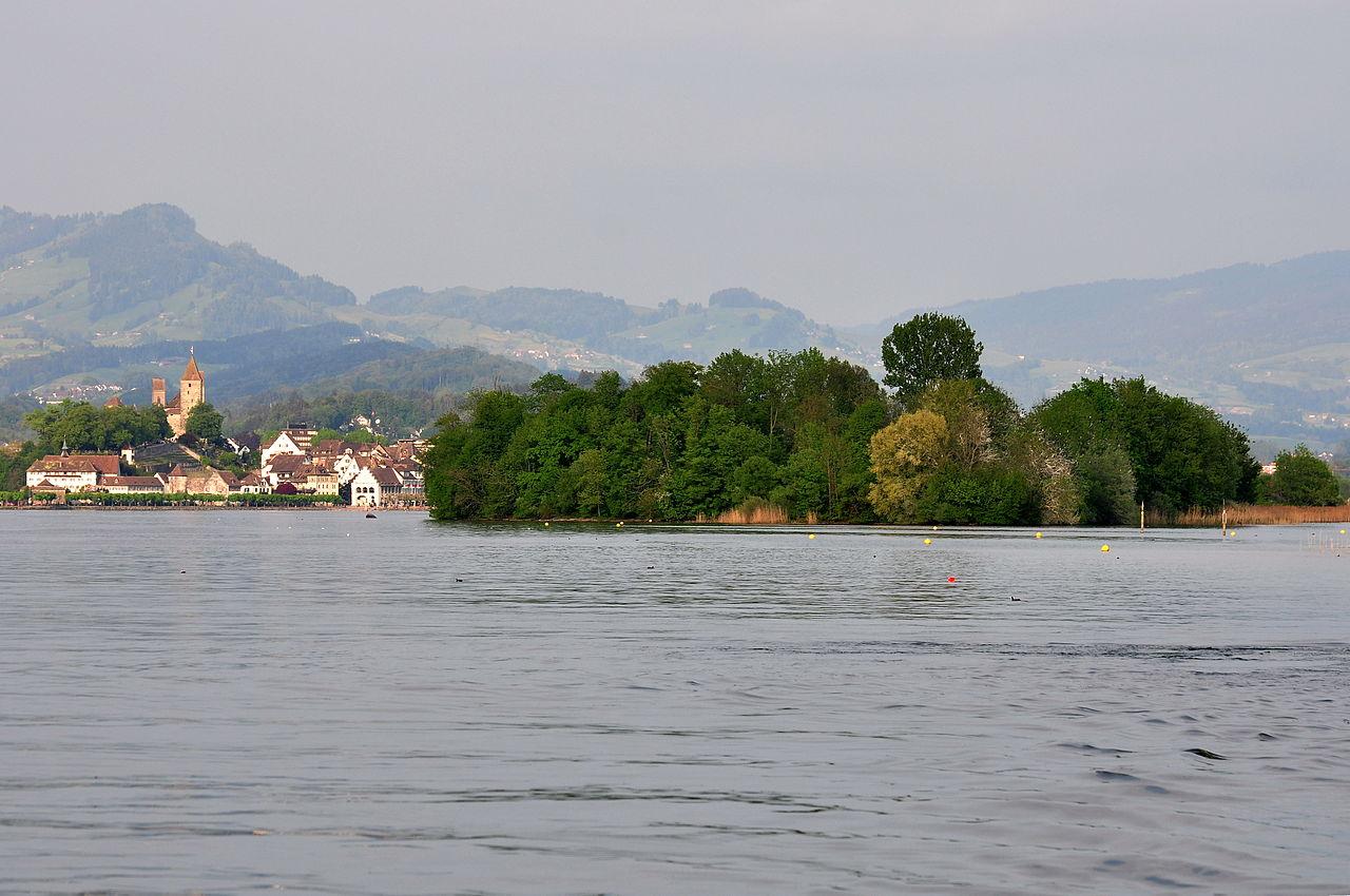 ทะเลสาบซูริก-บรรยากาศงดงาม