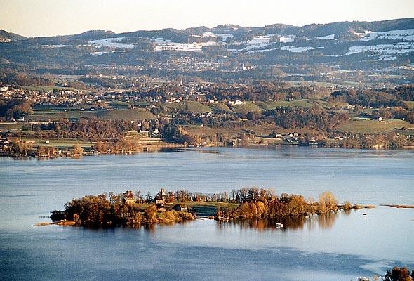 ทะเลสาบซูริก-สวยงาม