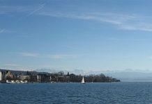 ทะเลสาบซูริก-สวยมากๆ
