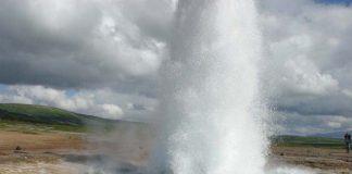 น้ำพุกีเซอร์-พุ่งขึ้นมา