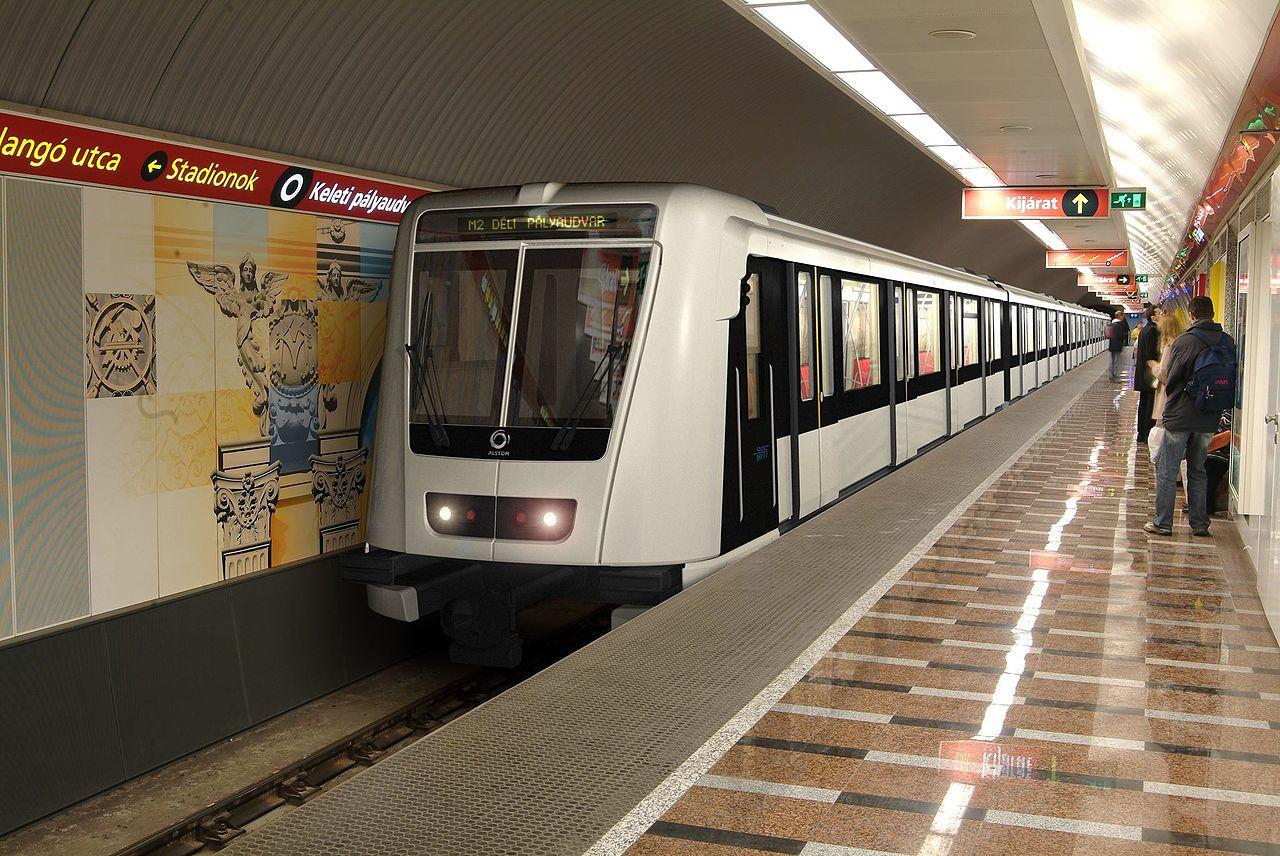 บูดาเปสต์-รถไฟใต้ดิน