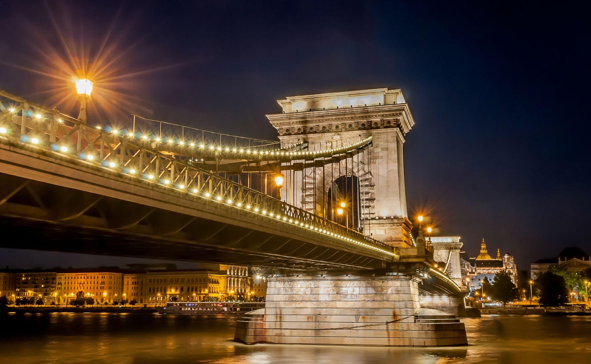 บูดาเปสต์-สะพานข้ามฝั่ง