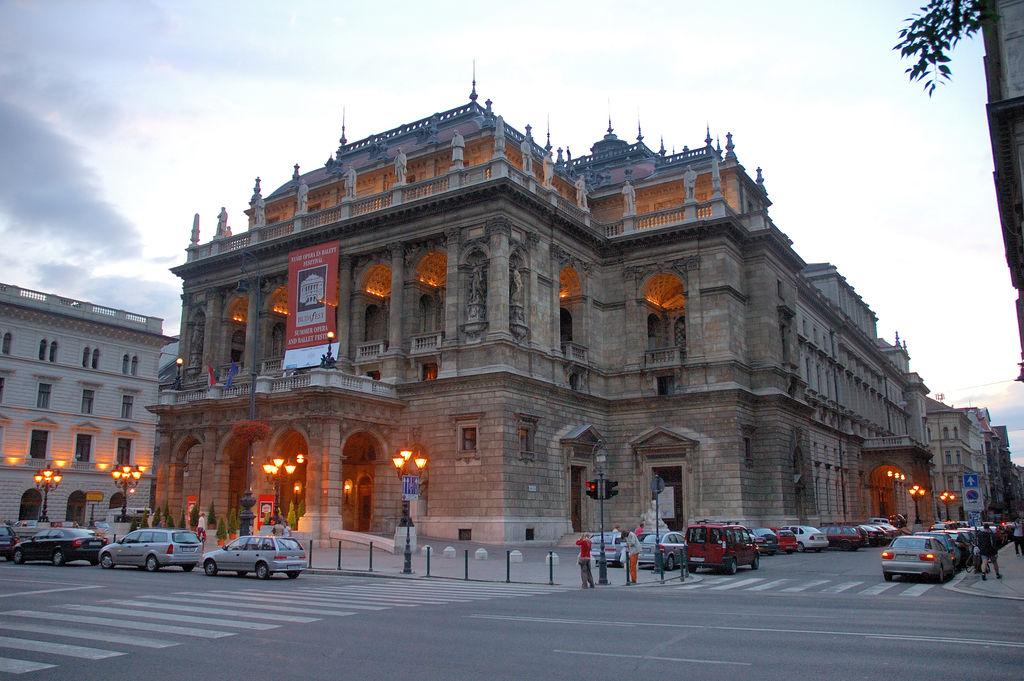 บูดาเปสต์-โรงโอเปร่า