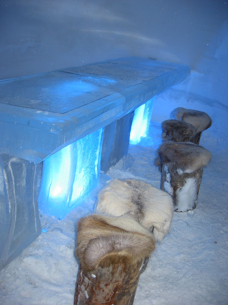 ปราสาทหิมะเมืองเคมิ-บาร์