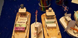 พิพิธภัณฑ์การเดินเรือนอร์วีเจียน-เรือที่เด็กๆ สร้างเอง