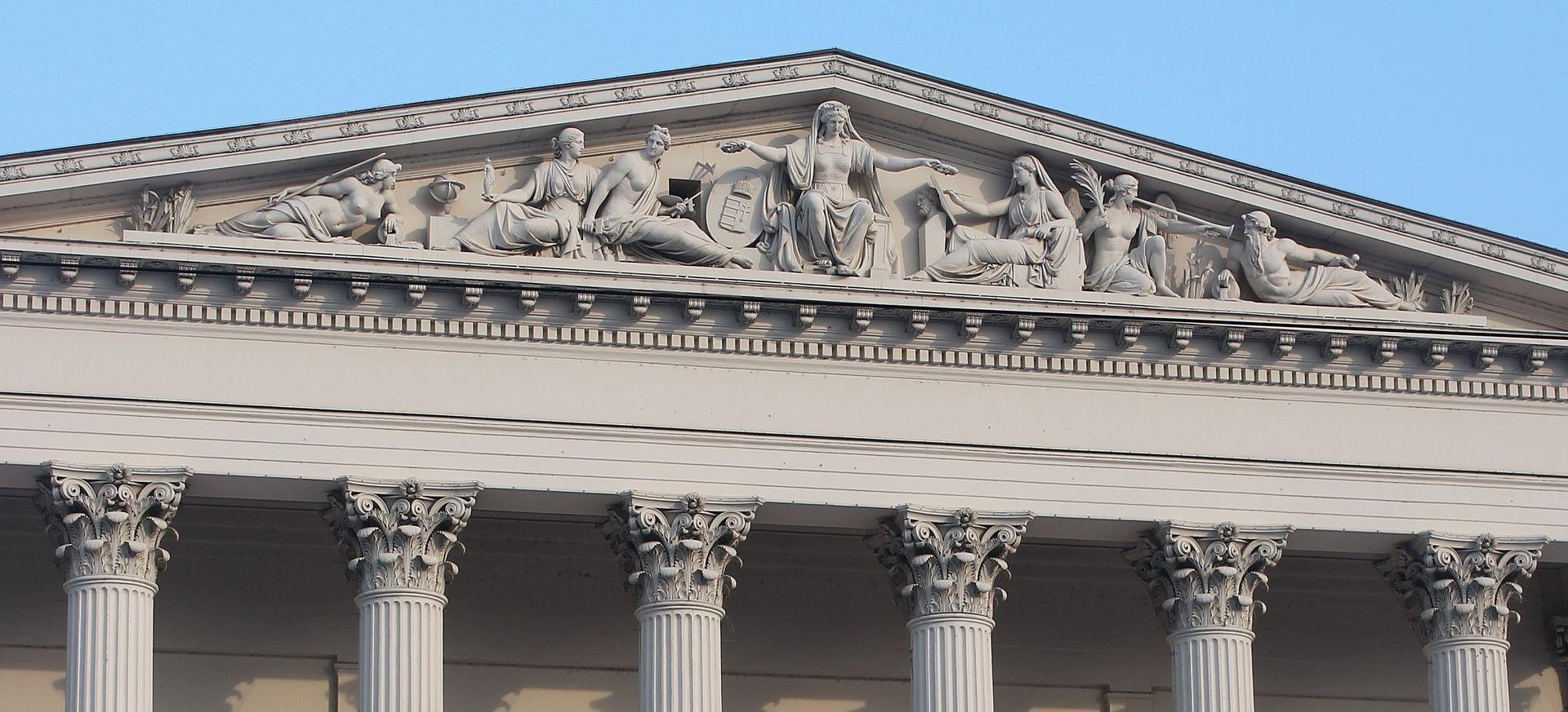 พิพิธภัณฑ์แห่งชาติฮังการี-รายละเอียด