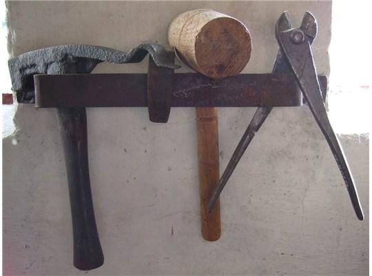 พิพิธภัณฑ์โรงงานผลิตปลากระป๋องนอร์เวย์-เครื่องมือ