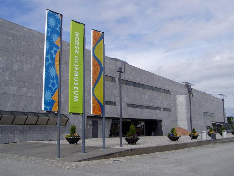 สตราเวนเกอร์  -พิพิธภัณฑ์