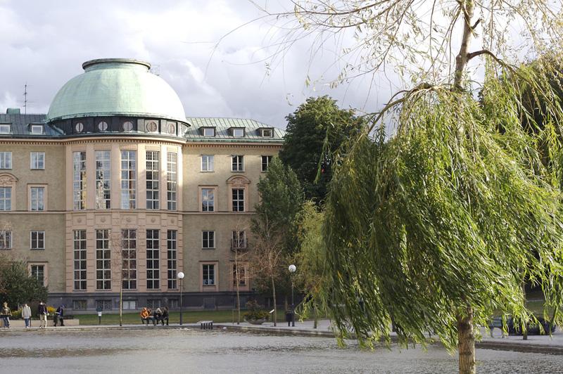 สตอกโฮล์ม-มหาวิทยาลัยสตอกโฮล์ม