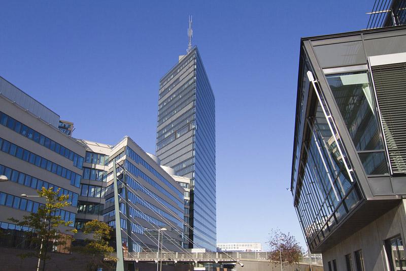สตอกโฮล์ม-อาคารสมัยใหม่