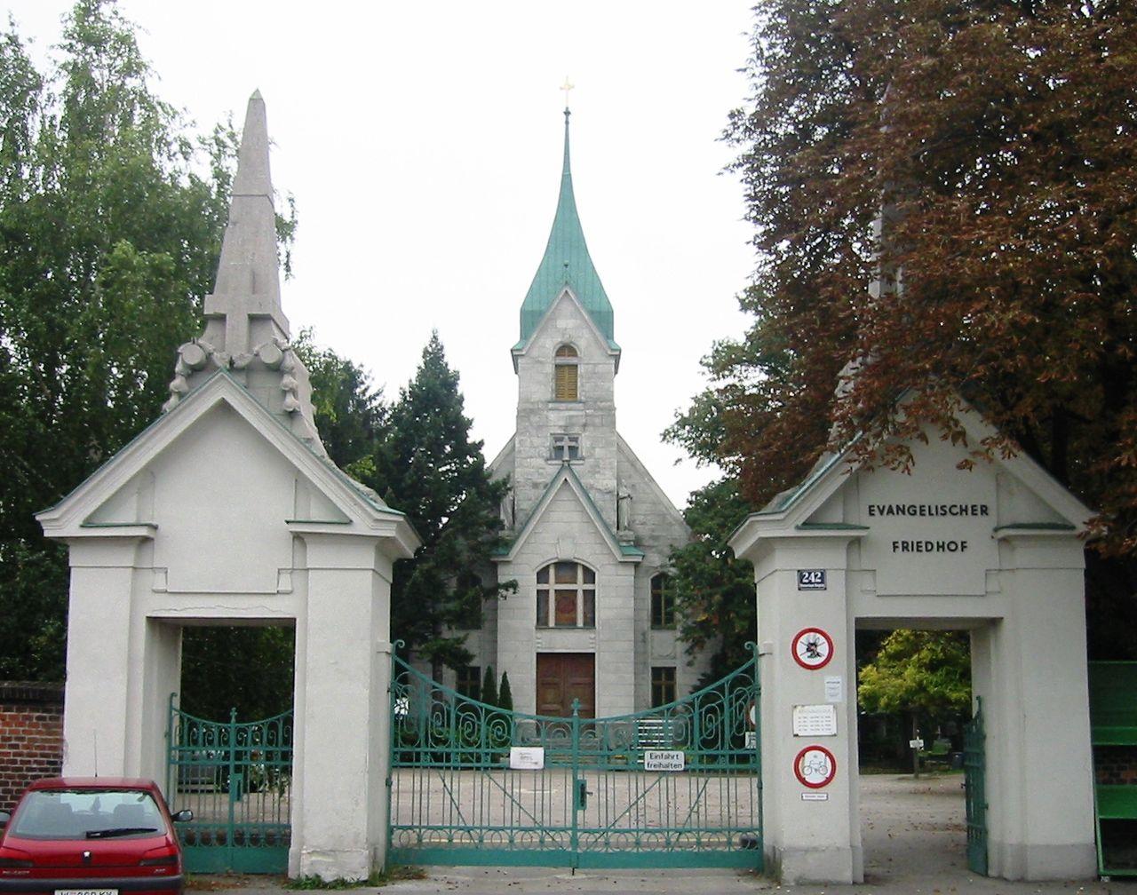 สุสานกลางเวียนนา-โบสถ์