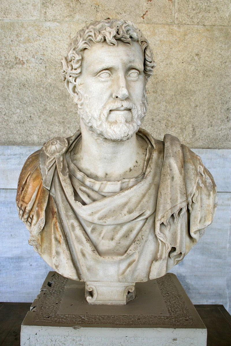 สโตน ออฟ เเอทธารอส-จักรพรรดิโรมัน