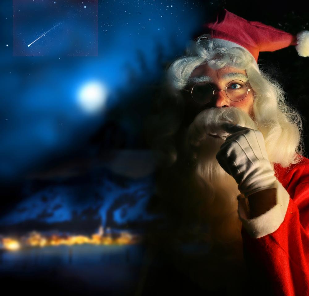 หมู่บ้านซานต้าครอส-ลุงซานต้า