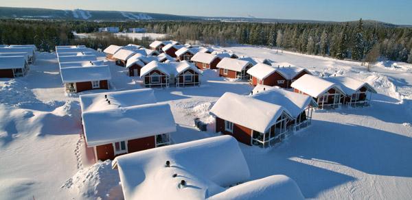 หมู่บ้านซานต้าครอส-วิวหมู่บ้าน