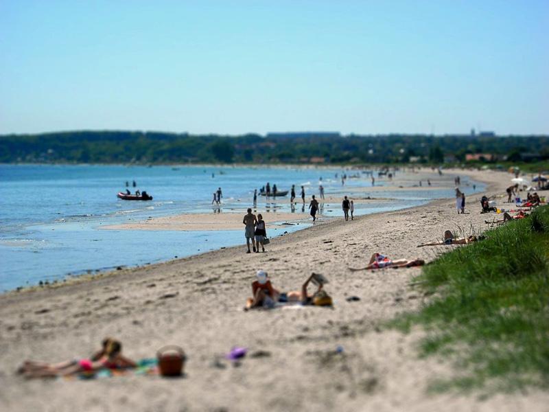 ออร์ฮูส -ชายหาด