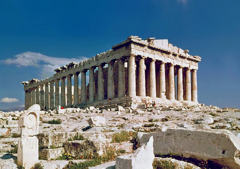 อะโครโพลิส-วิหารเพธานอล