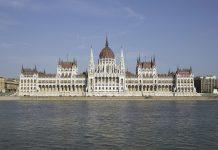 อาคารรัฐสภาฮังการี-สวยงาม