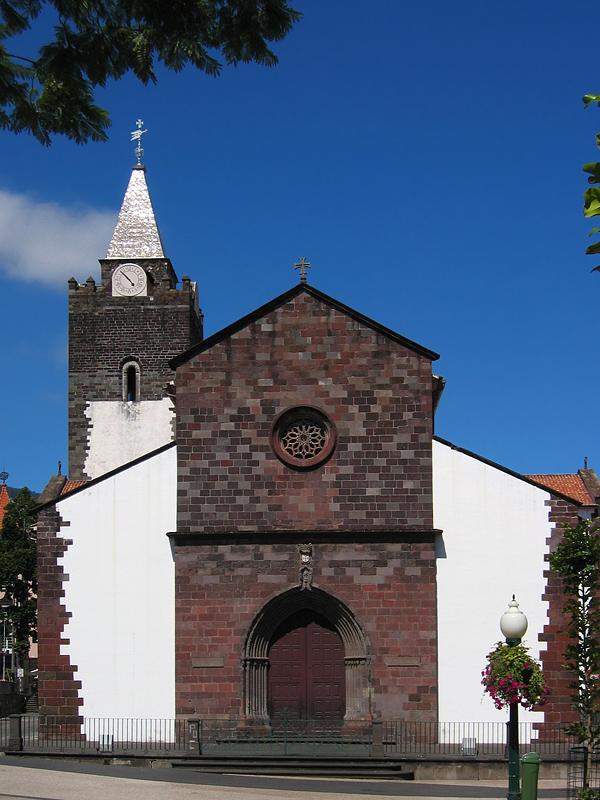 เกาะมาเดรา-โบสถ์เก่า