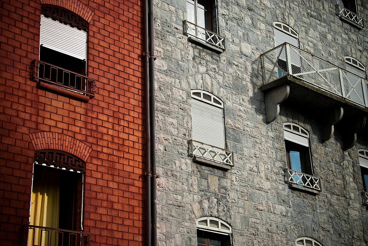 เจนีวา -สถาปัตยกรรมยุคก่อน