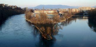 เจนีวา -เเม่น้ำโรน