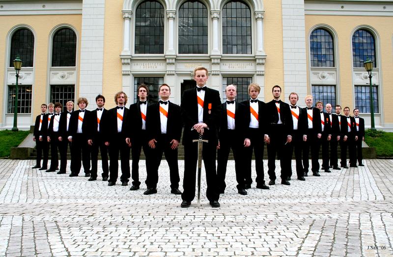 เบอร์เกน-คณะนักร้องประสานเสียงชายของมหาวิทยาลัยเบอร์เกน
