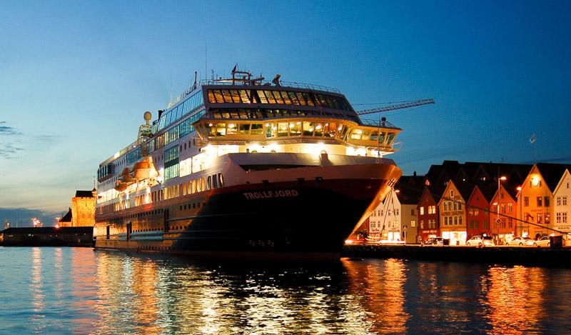 เบอร์เกน-เรือสำราญ
