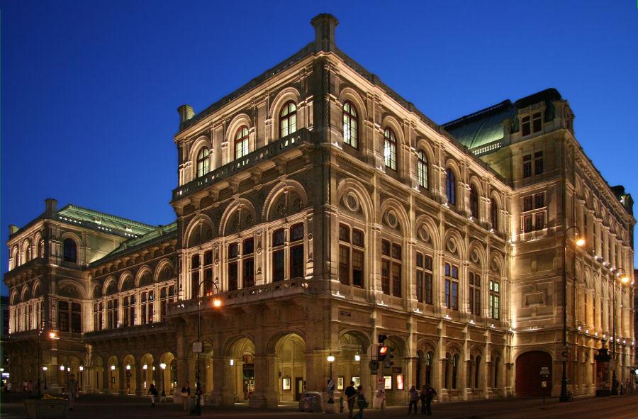 เวียนนา-โรงละคร