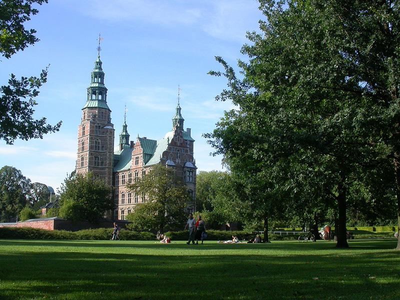 โคเปนเฮเกน-ปราสาทโรเซนบรอกซ์