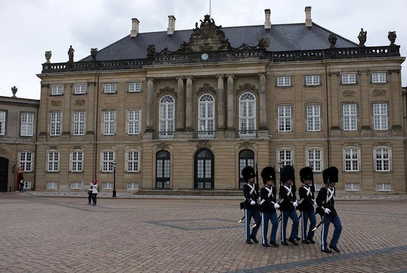 โคเปนเฮเกน-พระราชวัง