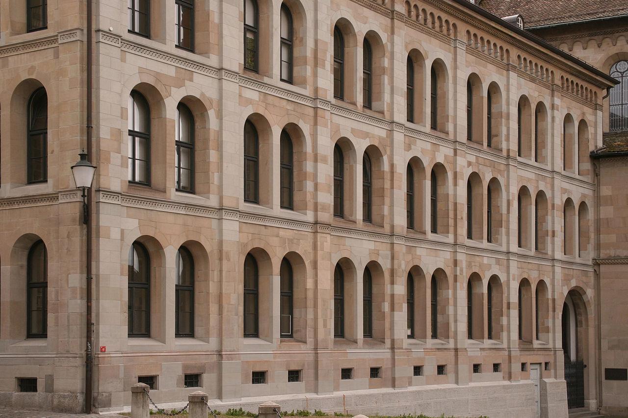โบสถ์กรอสส์มึนซเตอร์-ตัวอาคาร